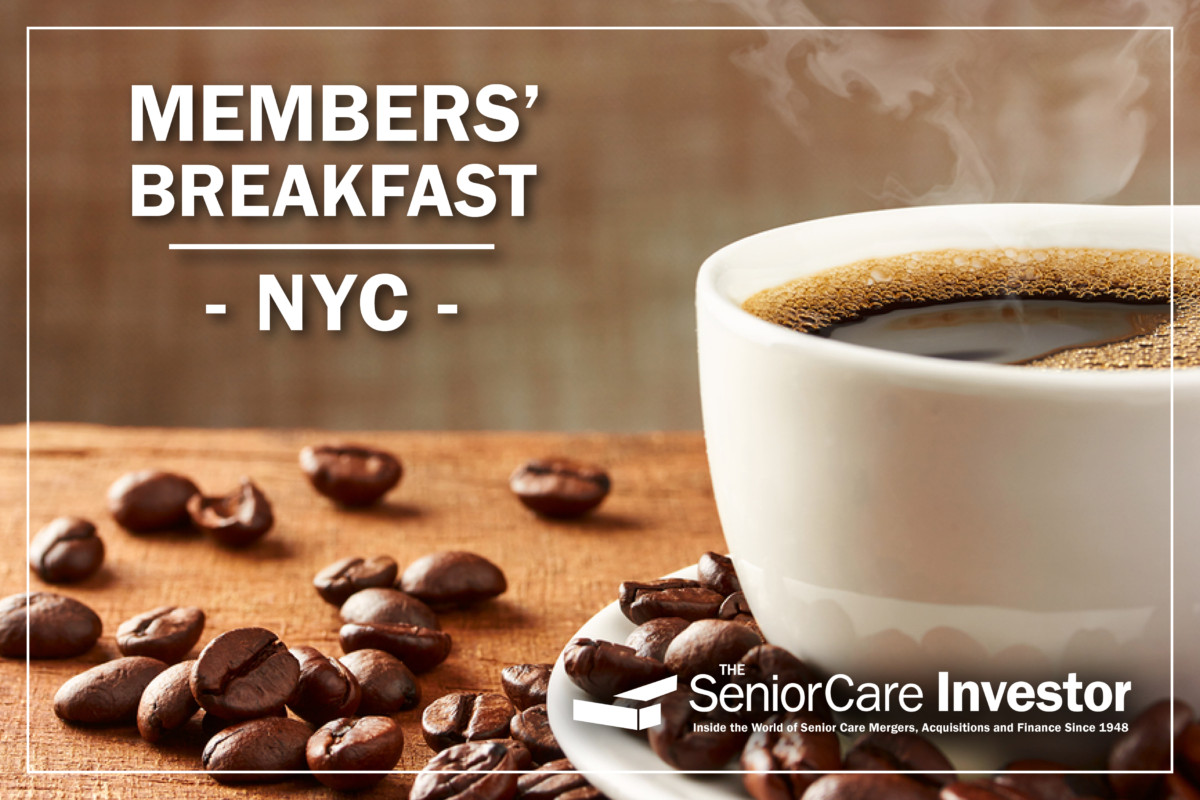 The Members Breakfast with Alan Butler