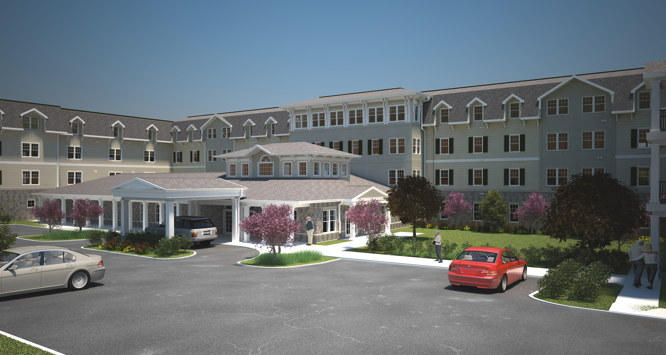 Solvere Senior Living Builds In Its Own Backyard