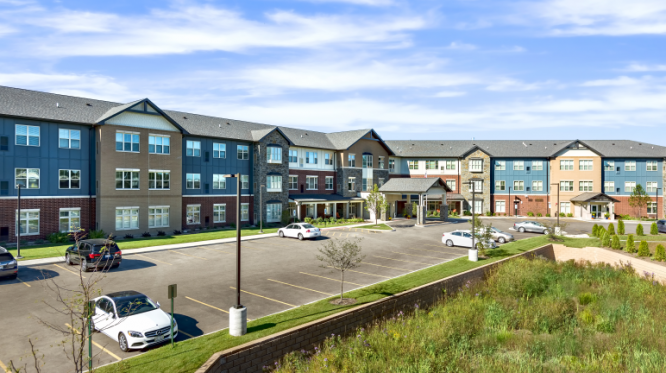 Chicago Assisted Living Community In Lease-Up Sells To Joint Venture