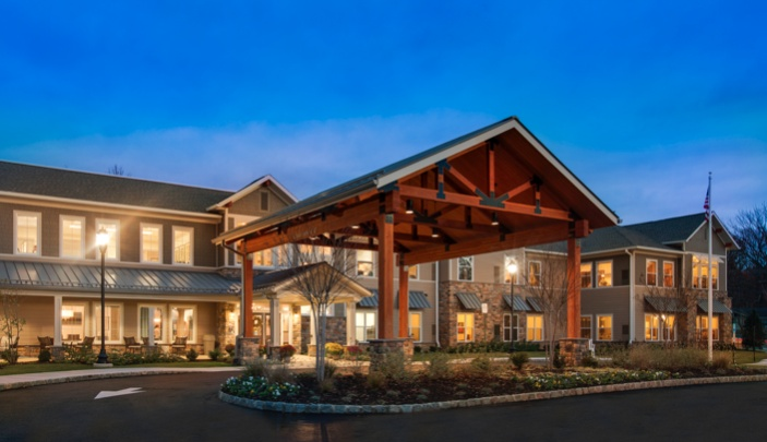 Private Equity Firms Trade New Jersey Assisted Living Community