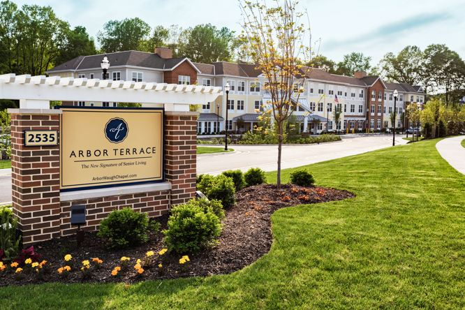 Capitol Seniors Housing Opens High-End Maryland Community