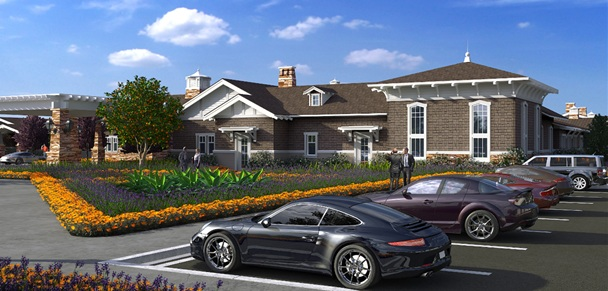 CBRE Finances Orange County Senior Living Development