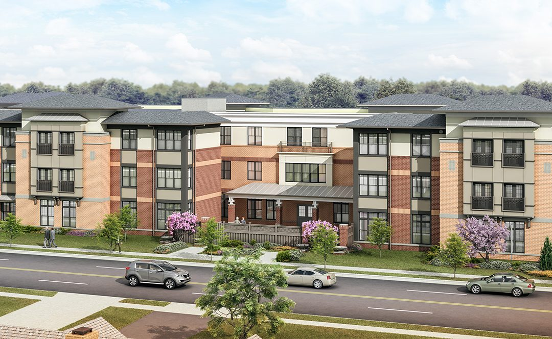 Capitol Seniors Housing Opens Community In Chicagoland
